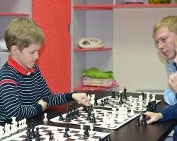 Кирилл и Юра борьба за первое место